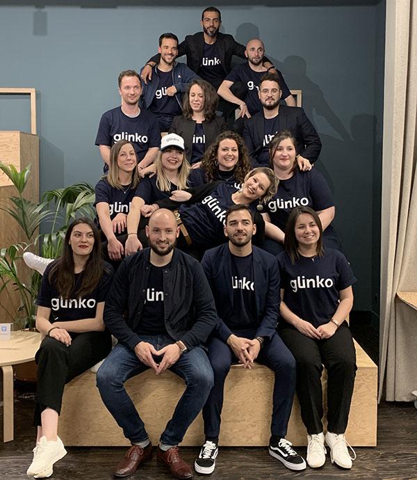L'équipe Glinko